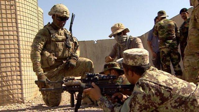 ناتو یک مرکز بزرگ فرماندهی و کنترل در کابل می سازد