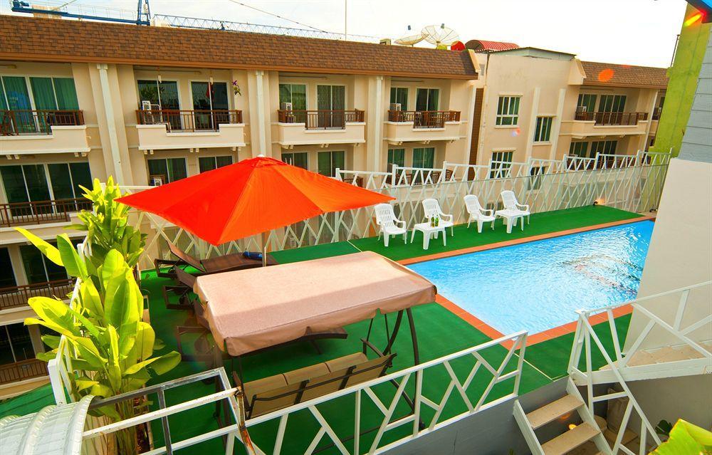 هتل پی جی پاتونگ ریزورتل پوکت
