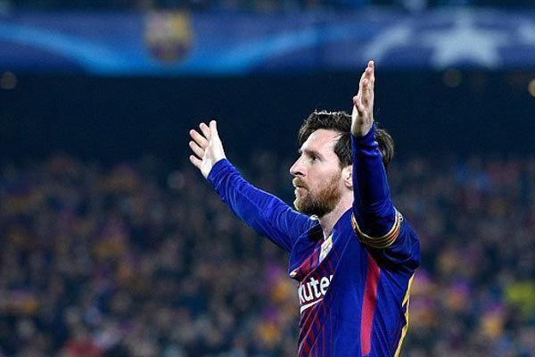 مسی در آستانه رسیدن به رکوردی جدید در بارسا
