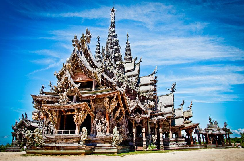 آشنایی با پاتایا تایلند