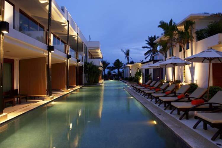 هتل لا فلورا پاتونگ در تور پوکت