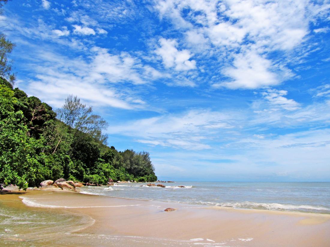 ساحل باتو فرینگی در پنانگ