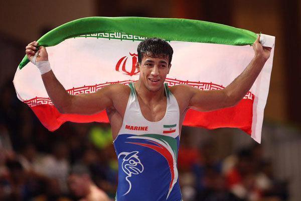 محمدعلی گرایی قهرمان بازیهای آسیایی شد، ششمین مدال طلا برای ایران