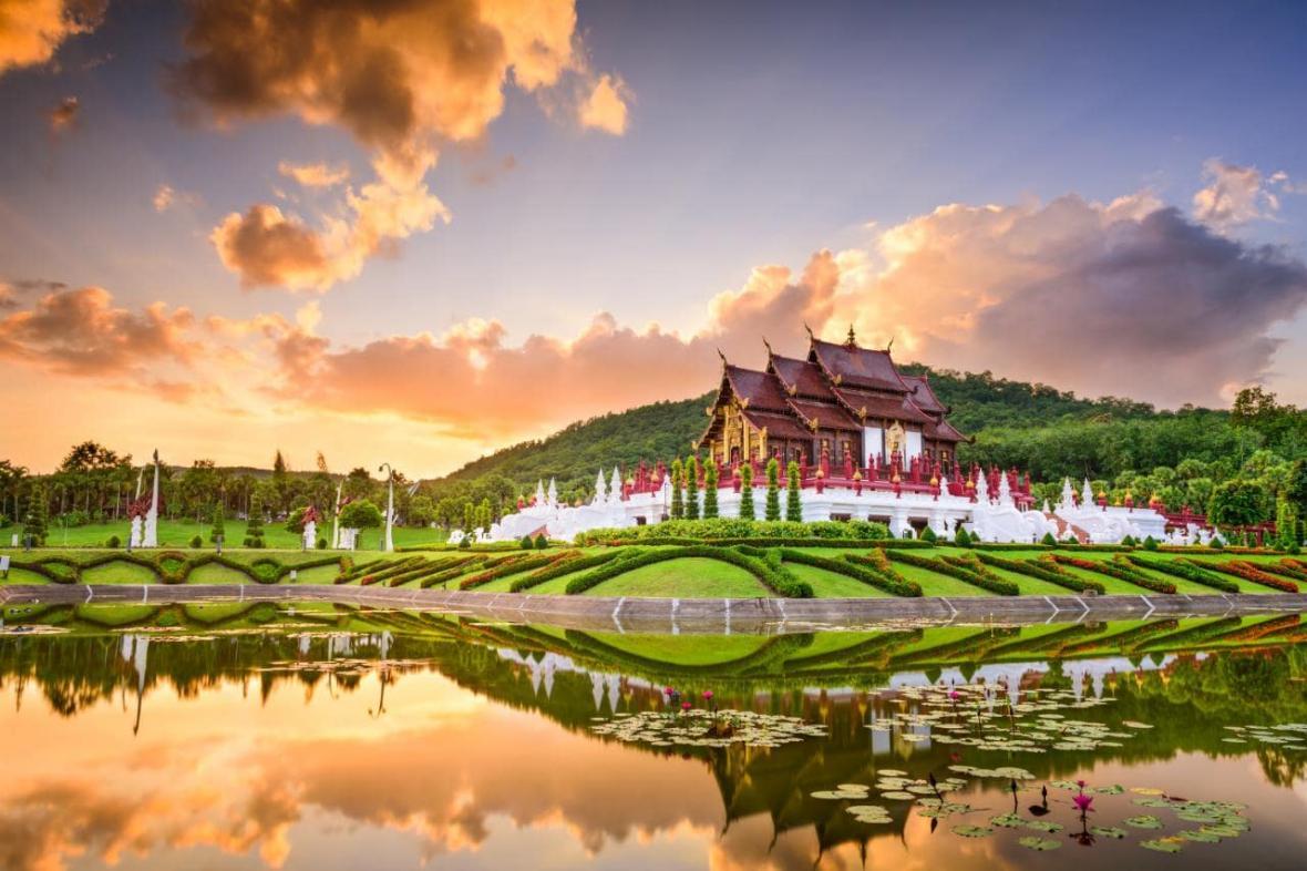 معرفی کشور تایلند