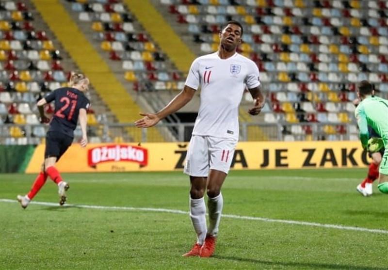 فوتبال دنیا، تساوی انگلیس در بازی بدون تماشاگر