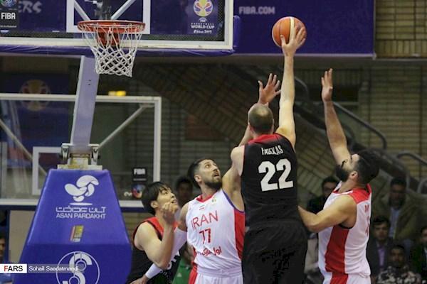 شکست بسکتبال ایران مقابل ژاپن، صعود به تعویق افتاد
