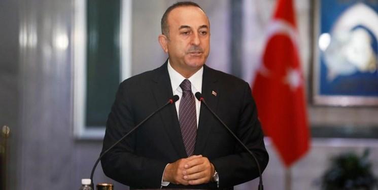 چاووش اوغلو: واشنگتن در اعمال تحریم نفتی ایران بر ترکیه تجدید نظر کند