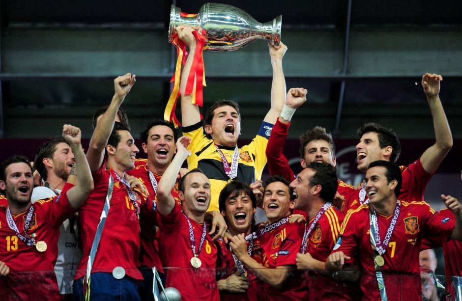 اسپانیا 4-0 ایتالیا؛ فینال خاطره انگیز یورو 2012