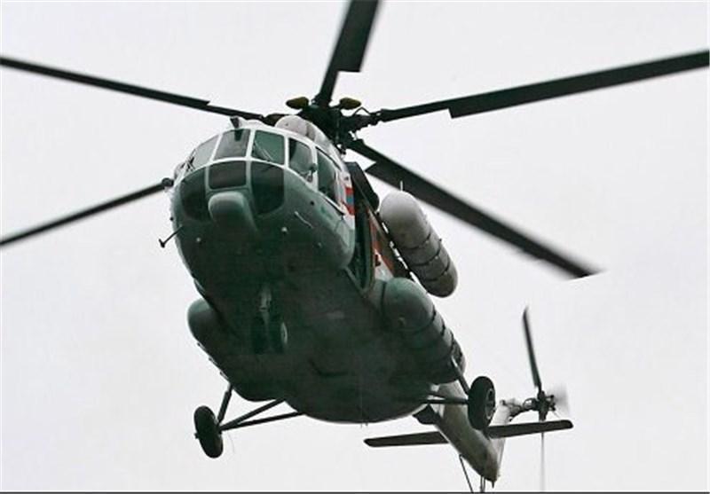 سقوط بالگرد نظامی اندونزی 13 کشته برجا گذاشت