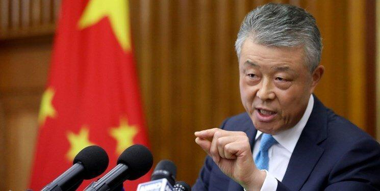 چین نسبت به اقدامات تحریک آمیز انگلیس هشدار داد