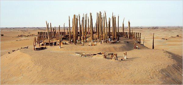 قبرستان تاکلاماکان ، گورستان ترسناک و اسرار آمیز در چین