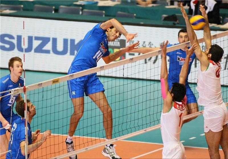 ایتالیا میزبان مرحله نهایی لیگ جهانی والیبال شد