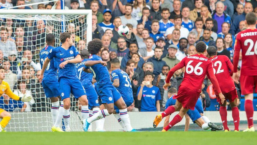 هفته 6 لیگ برتر انگلیس؛ لیورپول چلسی را هم برد