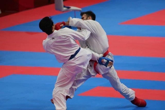 حضور 4 کاراته کای ایران در لیگ جهانی کانادا