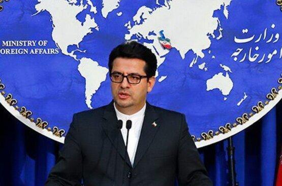 موسوی: مالک و کاپیتان کشتی انگلیسی تعهد کتبی به پذیرش رای دادگاه ایران داده اند