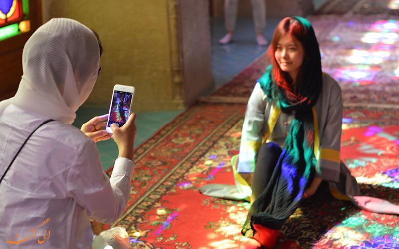 ایران در فکر جذب بیش از پیش گردشگران چینی