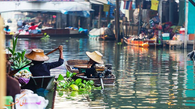 کمتر کسی این مناطق تایلند را دیده است!