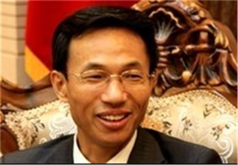 سفیر چین از مجموعه گنجعلی خان کرمان بازدید کرد