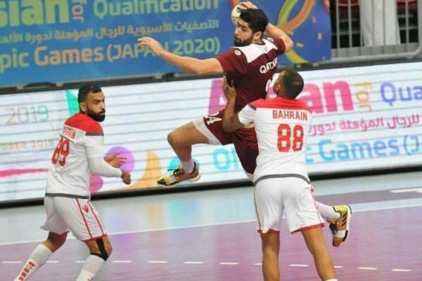 شگفتی بحرین برابر قطر، رقیبان هندبال ایران در فینال بازیها