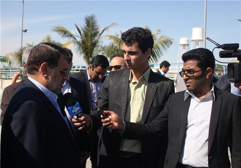 هیئت تجاری هرمزگان به سرپرستی استاندار راهی مسندم عمان شد