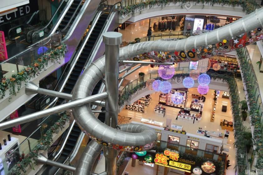 مراکز خرید شانگهای، چین