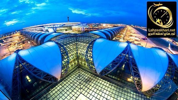 فرودگاه بین المللی سووارنابومی بانکوک تایلند