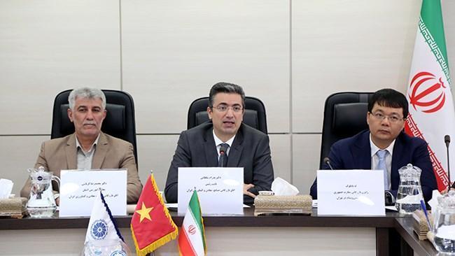 هدف گذاری دو میلیارد دلاری در روابط مالی ایران و ویتنام