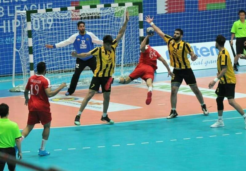 خاتمه کار نمایندگان هندبال ایران در جام باشگاه های آسیا