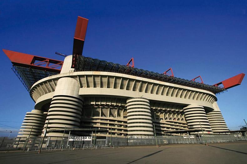 استادیوم سن سیرو؛ بزرگ ترین استادیوم ایتالیا
