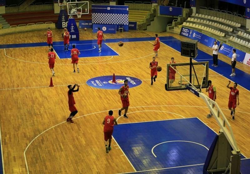 بسکتبال جوانان آسیا، اندونزی، نخستین حریف ایران