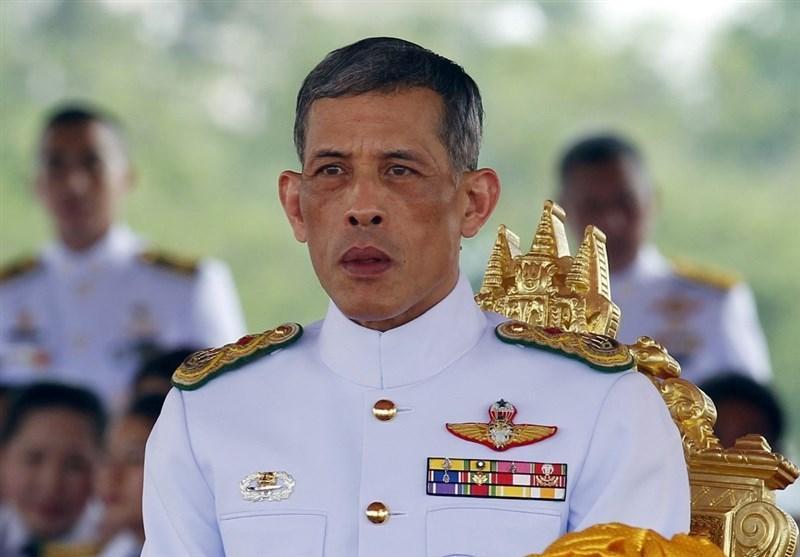 ولیعهد تایلند از تاجگذاری طفره رفت