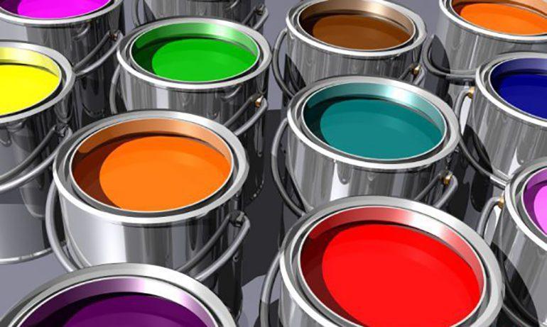 مزایای رنگ اکریلیک ساختمانی