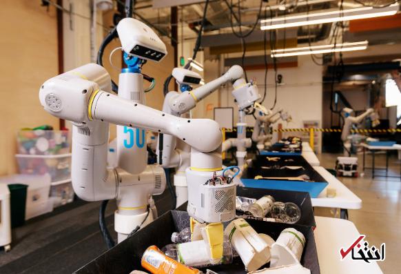 رباتهای جدید شرکت گوگل یک گام فراتر از برنامه نویسی عمل خواهند کرد