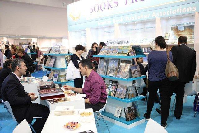 آماری از قراردادهای ایران در نمایشگاه کتاب فرانکفورت