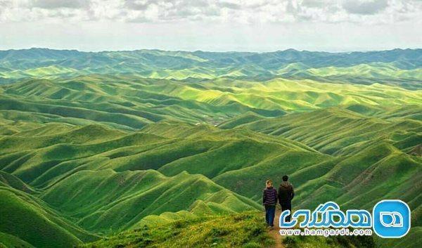 سفرنامه اینستاگرامی ترکمن صحرا
