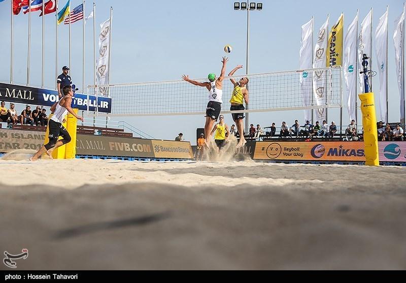 تور والیبال ساحلی تایلند، صعود تیم ملی ب به مرحله نیمه نهایی