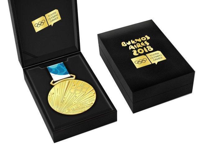 طراحی مدال های المپیک نوجوانان 2018 به خاتمه رسید