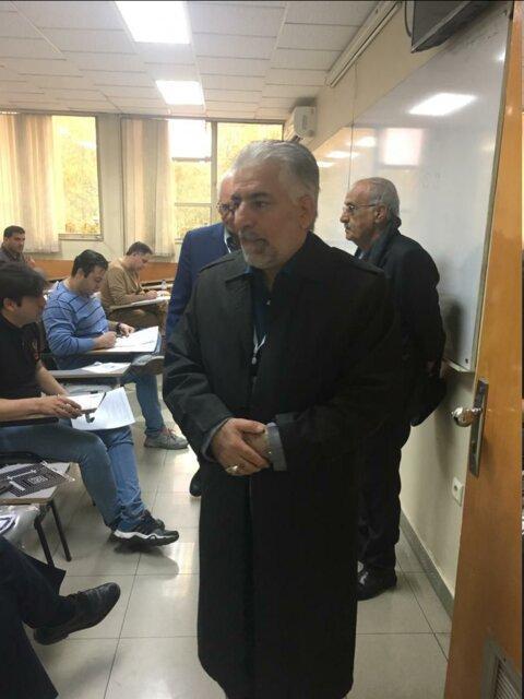 15 هزار و 558 نفر در آزمون کارشناسان رسمی در حوزه تهران شرکت کردند