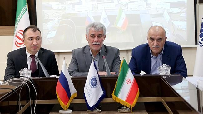 راه اندازی مرکز پشتیبانی تجاری روسیه در ایران