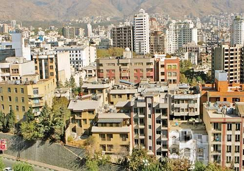 قیمت آپارتمان های 50 متری در تهران