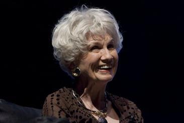 گرامیداشت آلیس مونرو در جشنواره نویسندگان کانادا