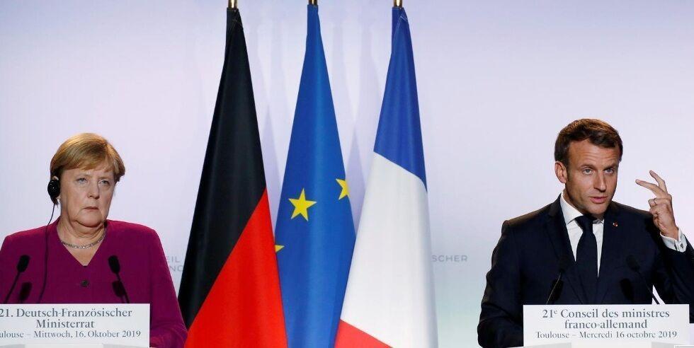خبرنگاران آلمان و فرانسه از روسیه خواستند که برای توقف درگیری در ادلب اقدام کند
