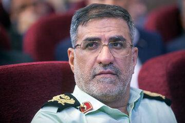 5000 پلیس تامین امنیت انتخابات کرمانشاه را برعهده دارند