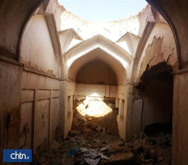 مرمت خانه تاریخی شیرزاد در بشرویه