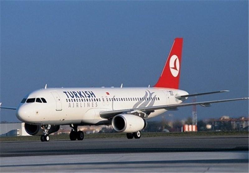 هواپیمای ترکیش بدلیل احتمال کرونا در آنکارا فرود اضطراری کرد