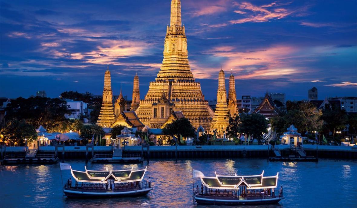 برترین هتل های بانکوک از نظر مسافران