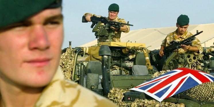 انگلیس از بیم کرونا نیروهای خود را از عراق خارج می کند