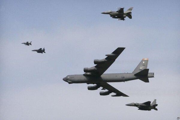 آمریکا تمامی بمب افکن های راهبردی خود را از گوام خارج کرد