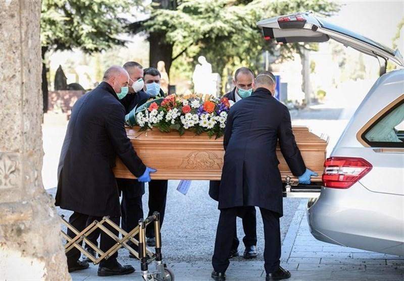 مرگ 180 نفر از مبتلایان به کرونا در ایتالیا طی 24 ساعت گذشته