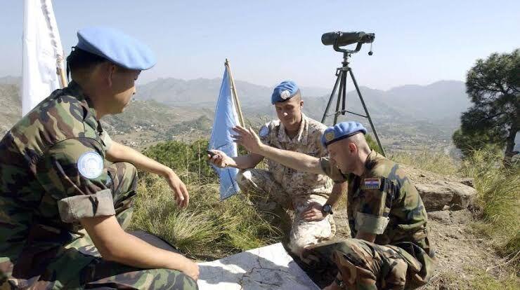 خبرنگاران پاکستان خواستار ورود ناظران سازمان ملل به دعوای مرزی با هند شد